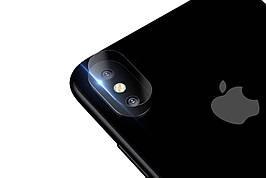 Защитное стекло для камеры iPhone Xs Max