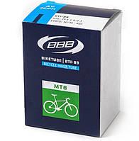 """BBB BTI-89 Велокамера 29"""" 1.9-2.3 AV 40"""