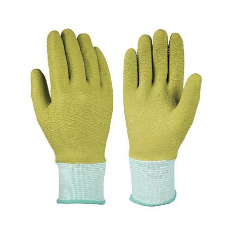Перчатки рабочие стрейчевая покрытая полностью вспененным латексом