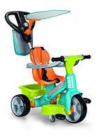 Трехколесный велосипед для детей Trike Baby Plus Music 360 Feber 12260