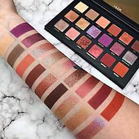 Тени Huda Beauty Desert dusk Eyeshadow palette