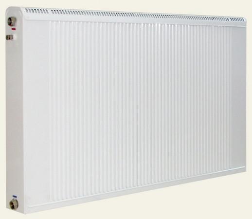 Радиатор медно-алюминиевый Термия РБ 570/1850мм боковое подключение  , фото 1
