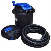 Комплект фильтрации для пруда AquaKing Set PF²-60/10 standart с УФ-стерилизатором-24Вт (для пруда до 15000л)