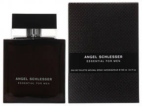 Angel Schlesser Essential For Men туалетная вода 100 ml. (Ангел Шлессер Эссенциал Фор Мен), фото 2