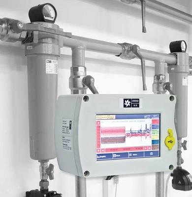 Измерительное оборудование для сжатого воздуха и газов