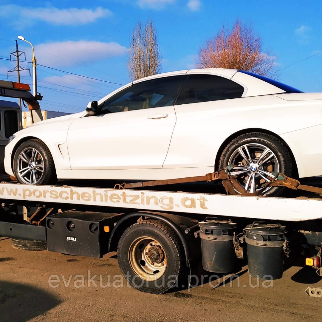 Евакуатор Хмельницький Евакуація BMW