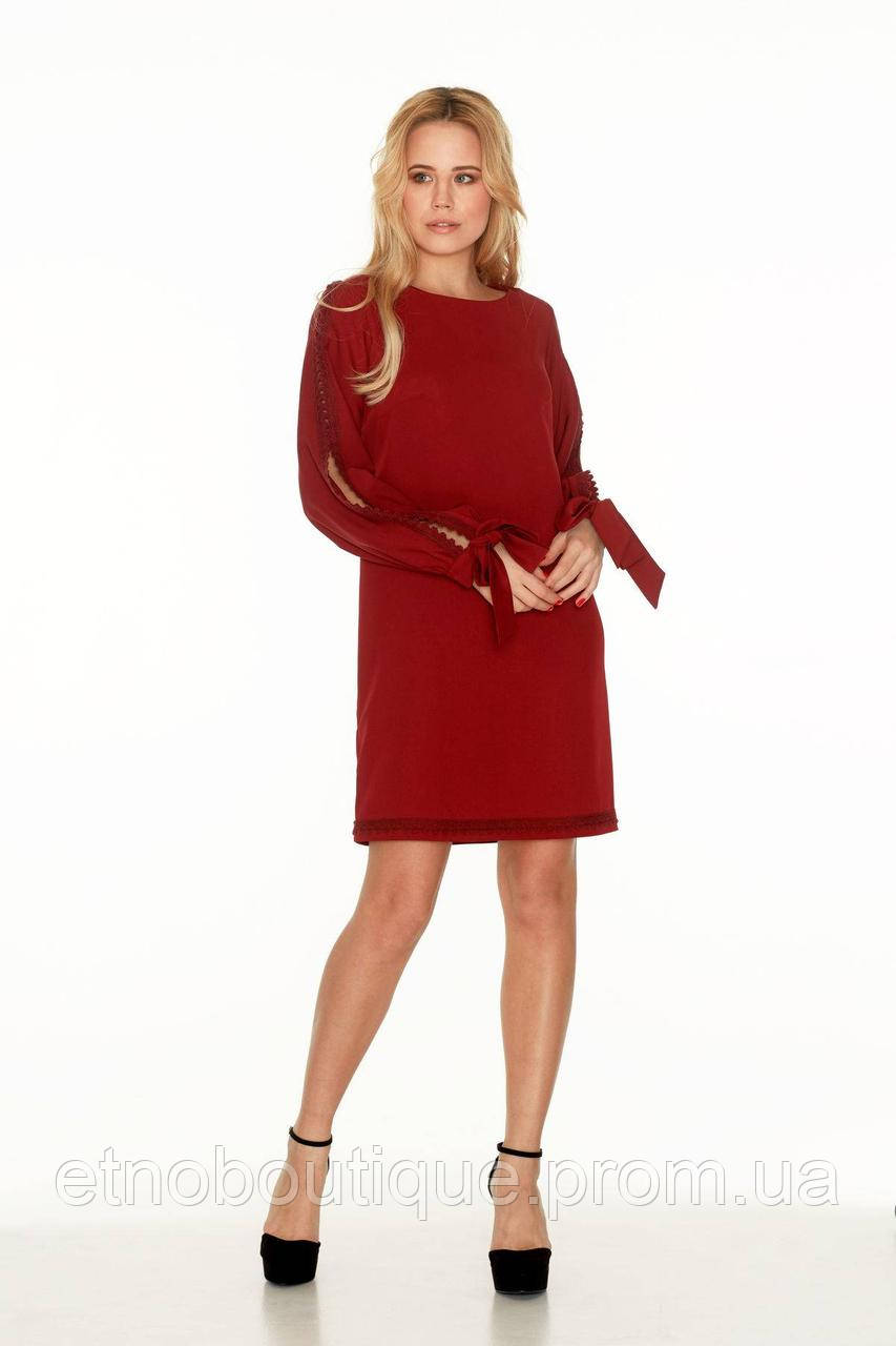 fe7c52ac6ae1c1 Сукня NENKA 711-c01 M Бордо, цена 598 грн., купить Київ — Prom.ua ...