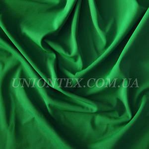 Трикотаж бифлекс (купальник) матовый зеленый