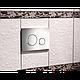 Панель смыва Koller Pool Twin White, фото 2