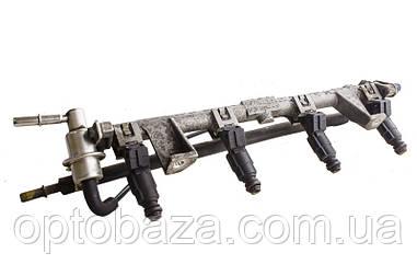 Регулятор давления подачи топлива + рейка 0280160601, 98MF9H487BB для Ford focus I (1998-2004)