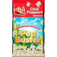"""Поп-корн з чілійським перцем 100г """"Pop Buster"""" (1/90)**"""