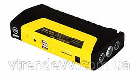 Автомобильное пуско-зарядное устройство High Power 50800 mAh в кейсе