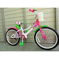Детский стальной велосипед Little Miss 20 дюймов