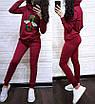 Женский спортивный костюм Гуччи с пайетками, фото 3