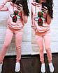 Женский спортивный костюм Гуччи с пайетками, фото 5