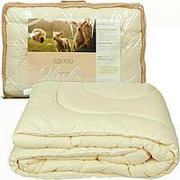Одеяло овечья шерсть двухспальный размер