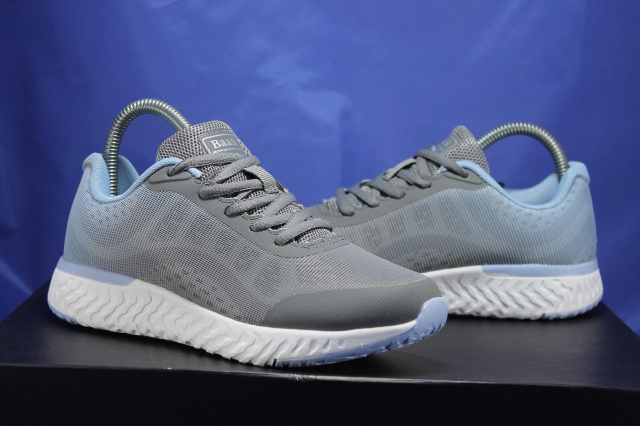 a749585a Серо-голубые кроссовки Baas для бега и зала унисекс: продажа, цена в ...