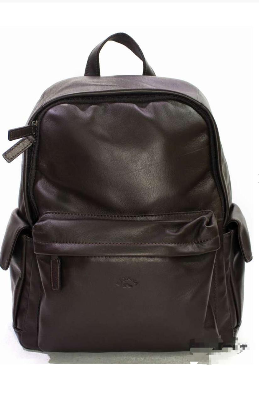 Рюкзак из натуральной кожи Катана