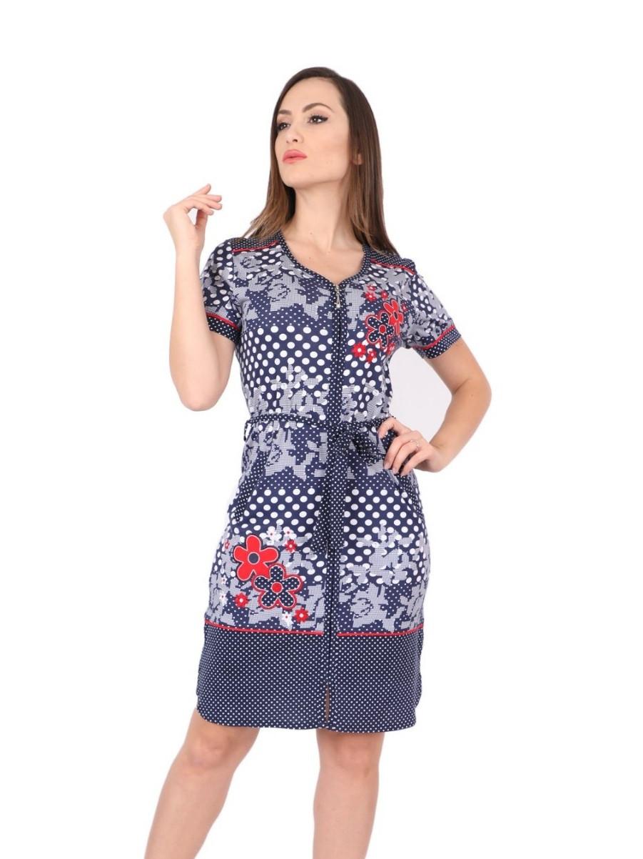 43babfbf795b4 Модный летний халат больших размеров, цена 556,25 грн., купить в Харькове —  Prom.ua (ID#890435701)