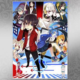 Плакат Аниме Kagerou Project 01