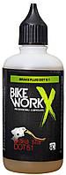 Тормозная жидкость BikeWorkX Brake Star DOT 5.1(100 мл)