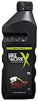 Тормозная жидкость BikeWorkX Brake Star DOT 5.1(1л)