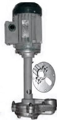 ПА-22 (ХА14-22М) Насос - помпа станочная для охлаждающих жидкостей СОЖ