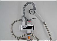 Проточный водонагреватель с душем Delimano 3215, фото 1