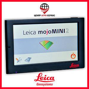 Система параллельного вождения LEICA mojoMINI2, gps навигатор для поля, курсоуказатель на трактор (терминал)