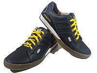 Кроссовки  синий кед на шнуровке (20706-5), фото 1