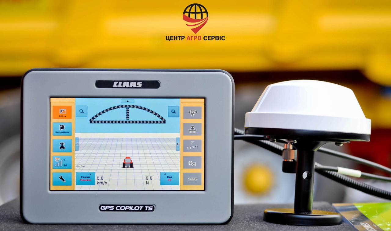 Агронавигатор  CLAAS gps copilot TS, б/у