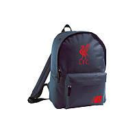 Рюкзак черный Ливерпуль