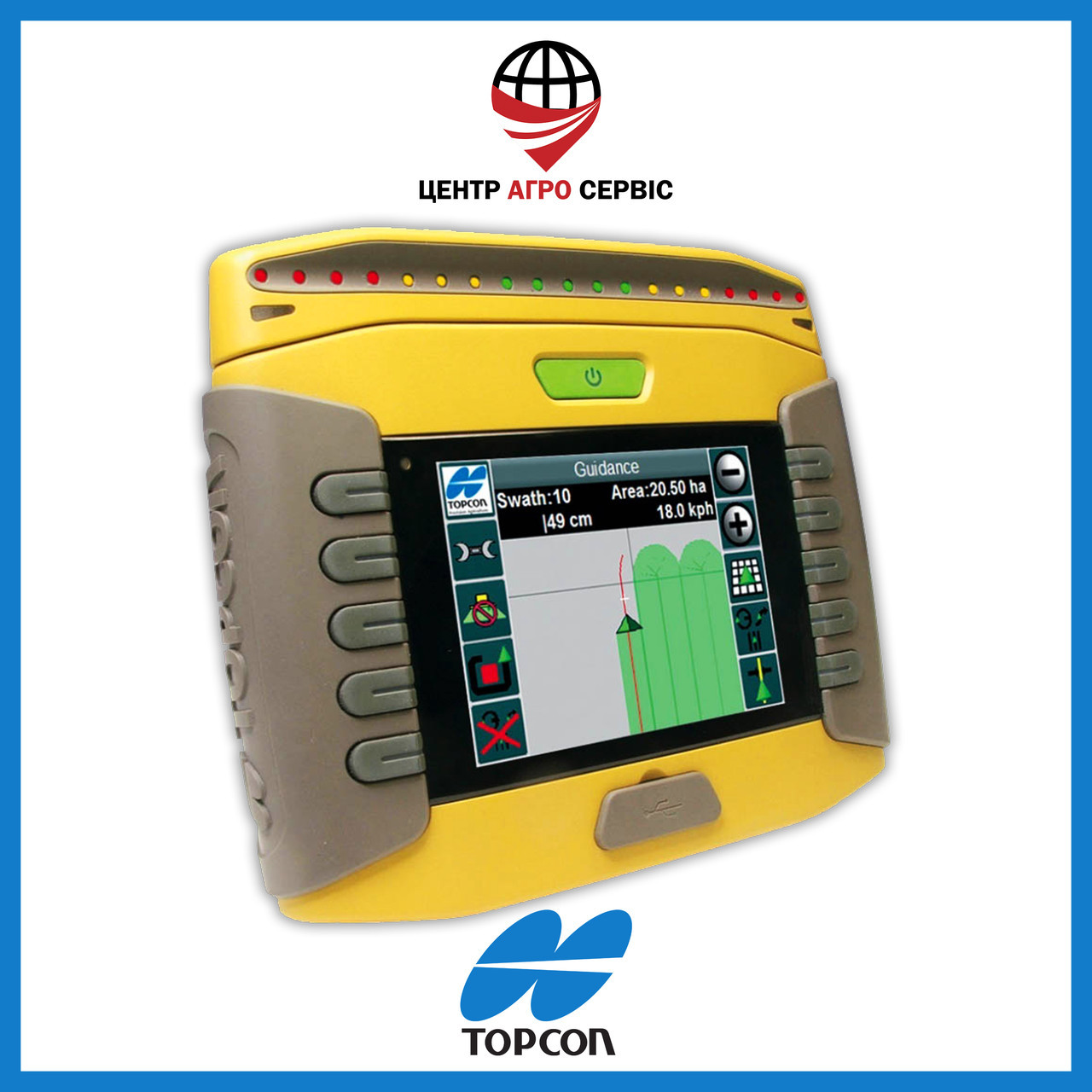 Агронавигатор  TOPCON 150
