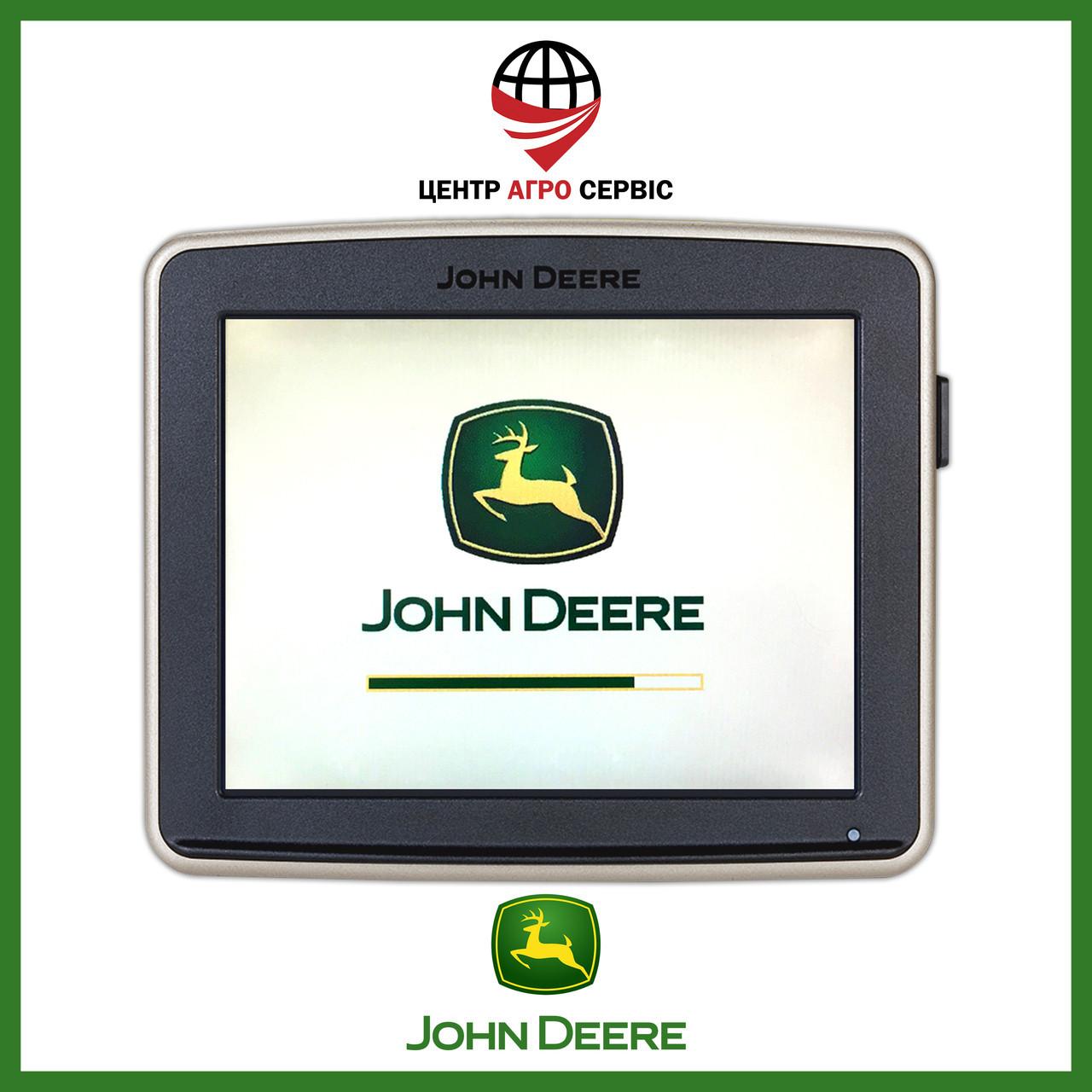 Gps навигатор для трактора (навигатор для поля, сельхоз навигатор)  Джон дир 2630