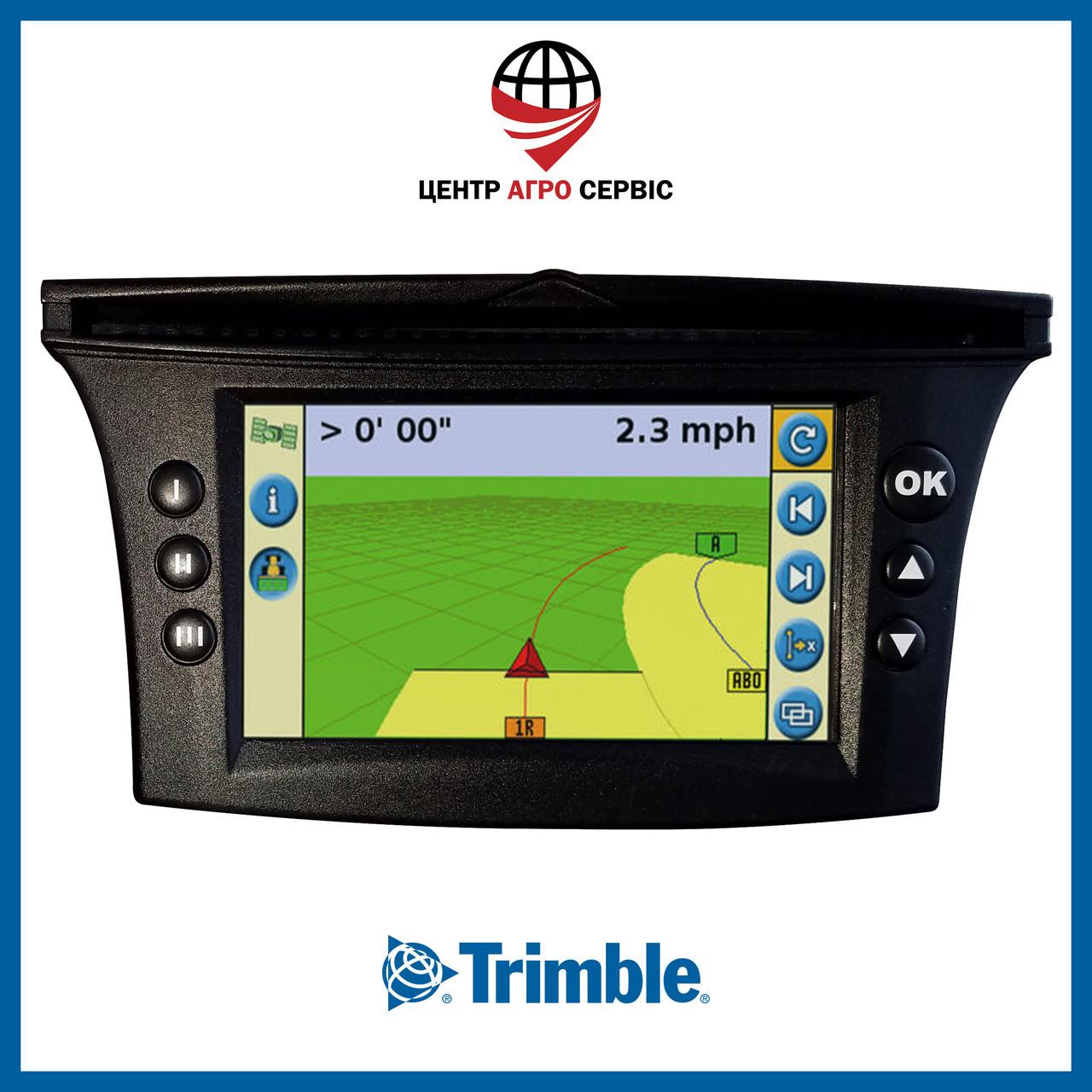 Курсовказівник (система паралельного водіння, агронавігатор) Trimble 500