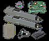 Электромеханический привод для распашных ворот FAAC 415 LS 24В створка 2,5 до 3 м
