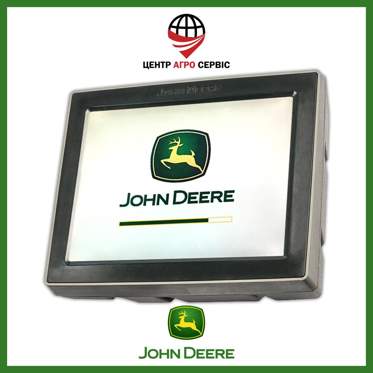Курсовказівник (система паралельного водіння, агронавігатор) Джон дір 4240