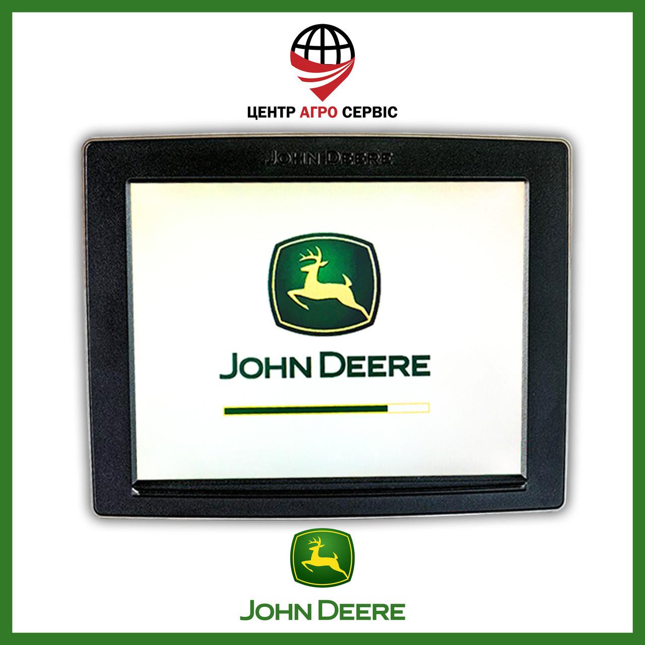 Курсовказівник (система паралельного водіння, агронавігатор) JOHN DEERE 4640