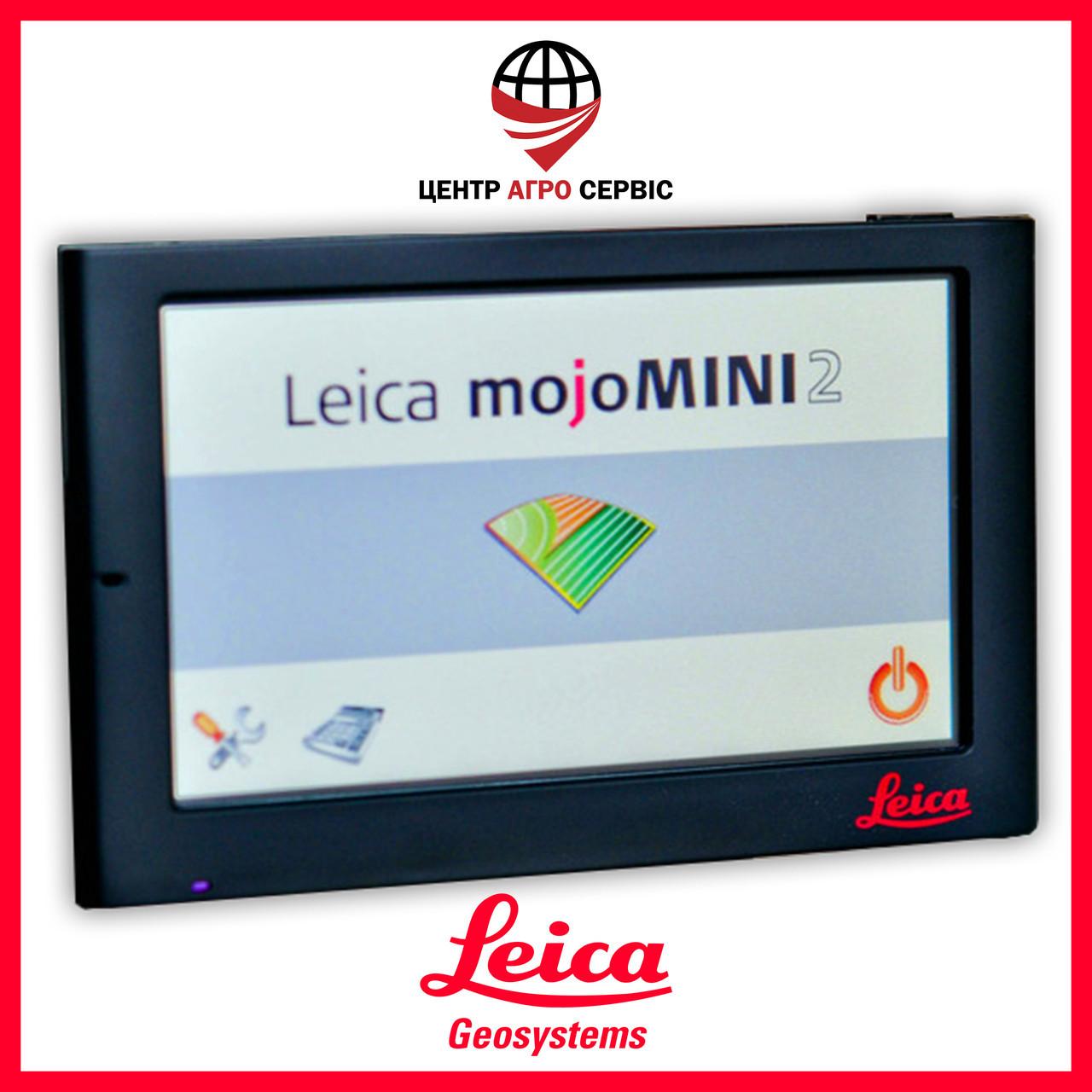 Курсовказівник (система паралельного водіння, агронавігатор) LEICA mojoMINI2
