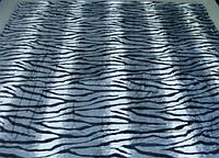 Микрофибровая простынь,покрывало ELWAY 1165 полуторный размер (160*210)