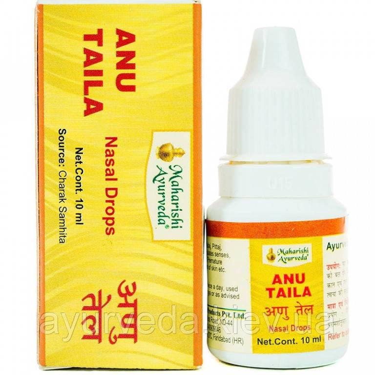 Ану таил, Анутаил, капли для носа при простуде, гайморите, фарингите, синусите, рините, фронтите, Anu Tail