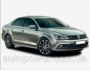 Фаркоп на Volkswagen Jetta 6 (2010-2017)