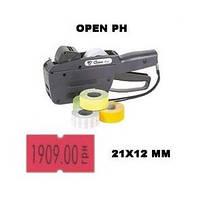 Этикет пистолет Open PH-8 (однострочный), фото 1