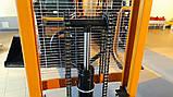 Штабелер CTY-E1.0/1.6M Niuli, 1 тонна, гидравлический штабелер, фото 5