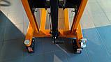 Штабелер 1,5 тонны CTY-E1.5/1.6M Niuli, штабелеры, ручной штабелер, гидравлический штабелер, фото 2
