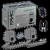 Электромеханический привод для распашных ворот FAAC 391 24В створка 2 до 2,5 м - Комплект