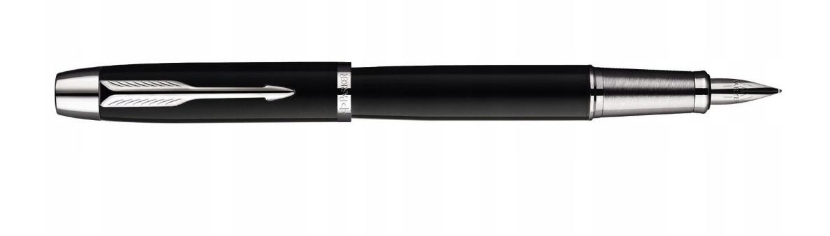 Ручка перьевая Parker IM Black CT
