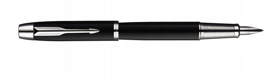 Ручка перьевая Parker IM Black CT, фото 2