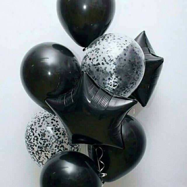 Букет гелієвих кульок