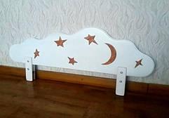 Защитные бортики для детской кровати